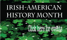 Irish-American History Month
