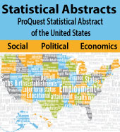 Statistical Abstracts U.S.A Database