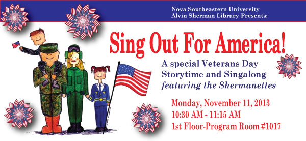 Special Veterans Day Celebration