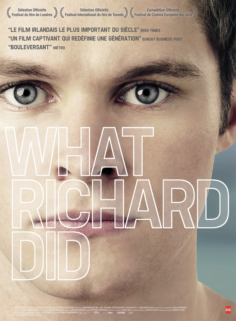 Irish Film Festival: What Richard Did