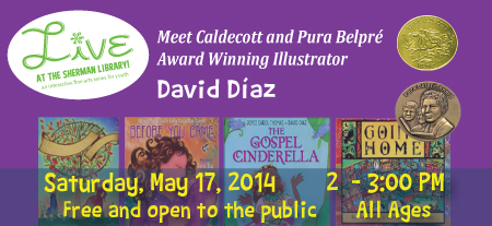 Meet the Author: David Diaz