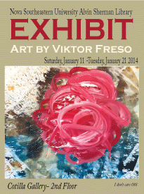 Viktor Freso exhibit