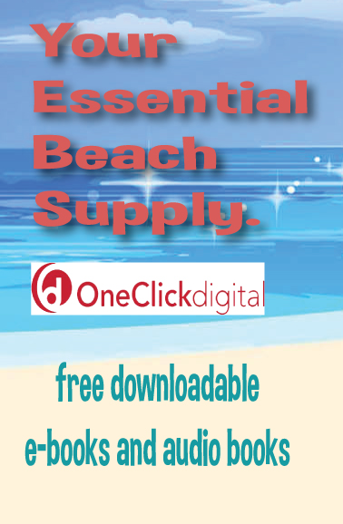 One click downloadable ebooks and audio books