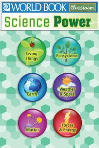 Worldbook Science Database