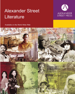 Alexander Street Press Literature