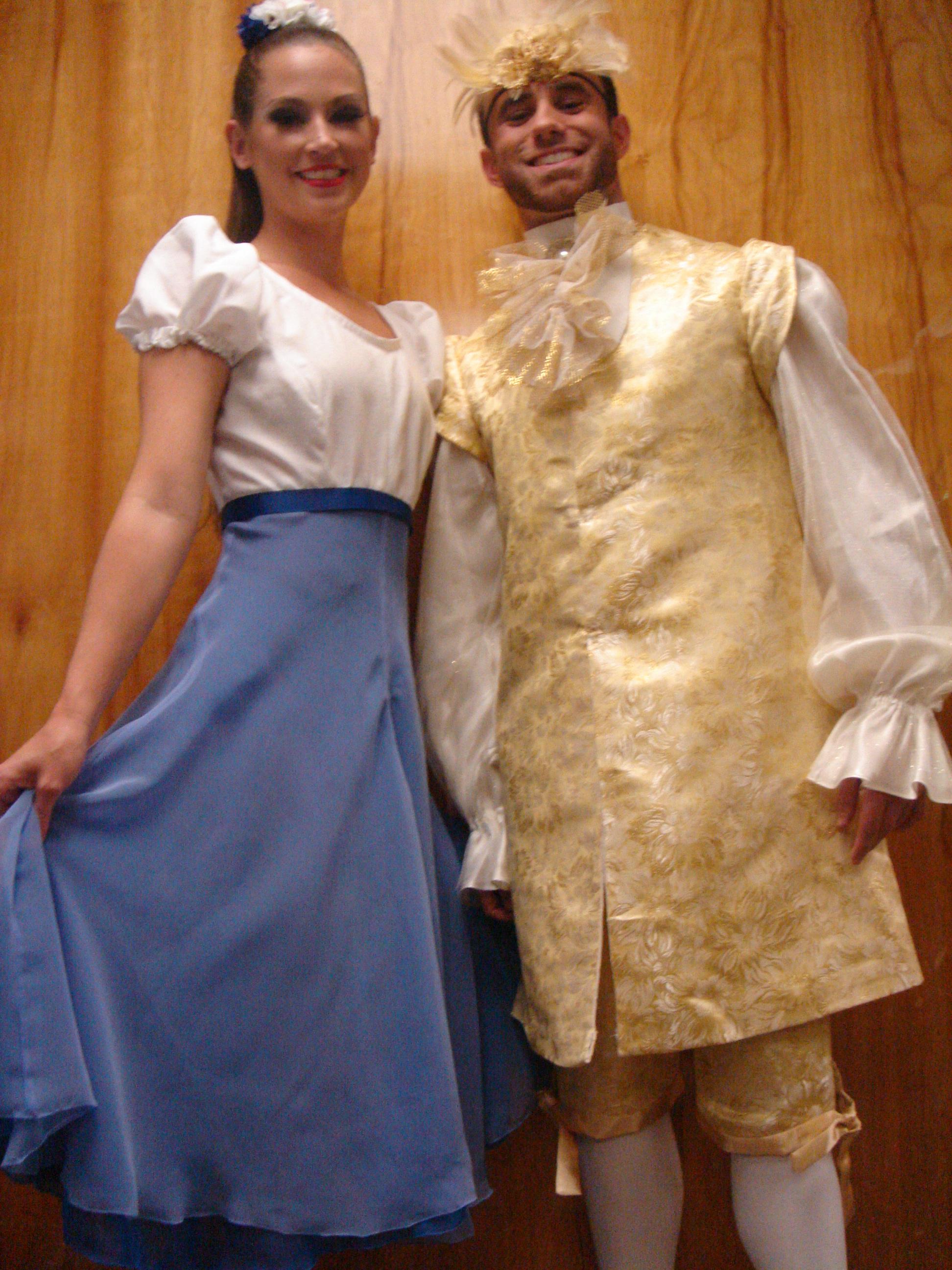 Peer Gynt: Momentum Dance Company