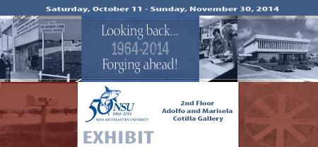 NSU 50th Anniversary exhibit