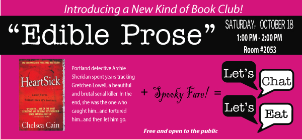 Edible Prose Book Club