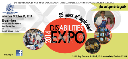 DisAbilities Expo 2014