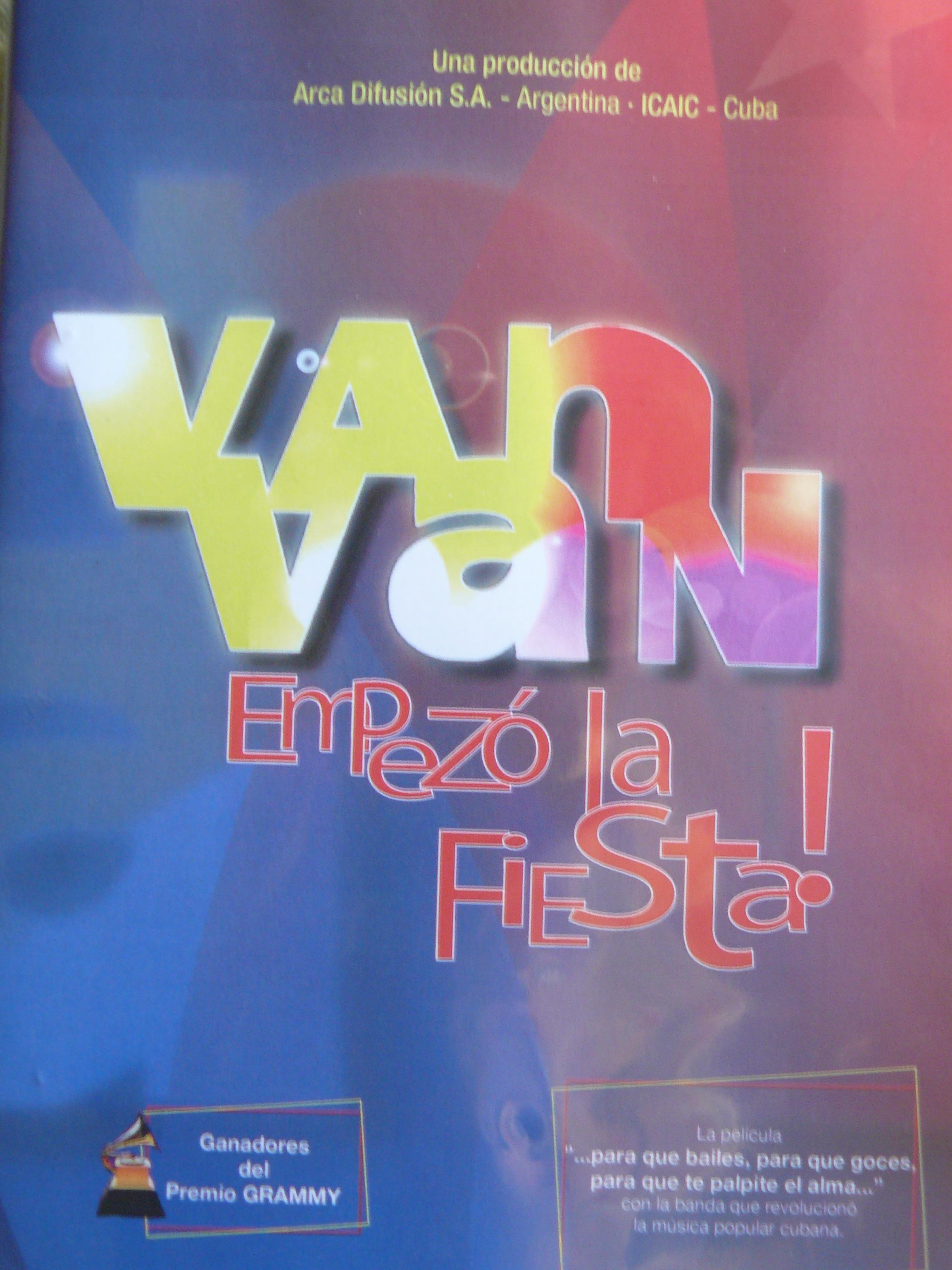 Van Van, Empezo