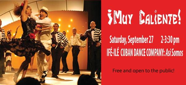 IFE-ILE Cuban Dance Company