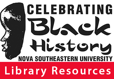 Black History Month Library Resources