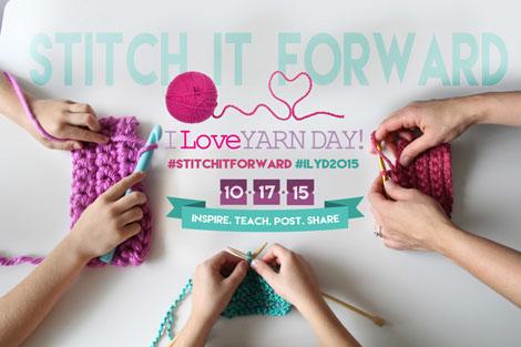 Stitch day