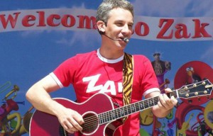 Zac Morgan, Children's Musician