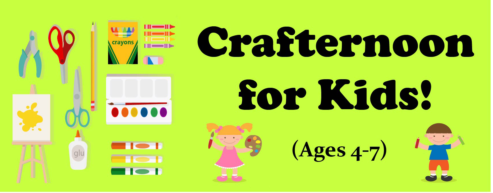 Crafternoon for Kids