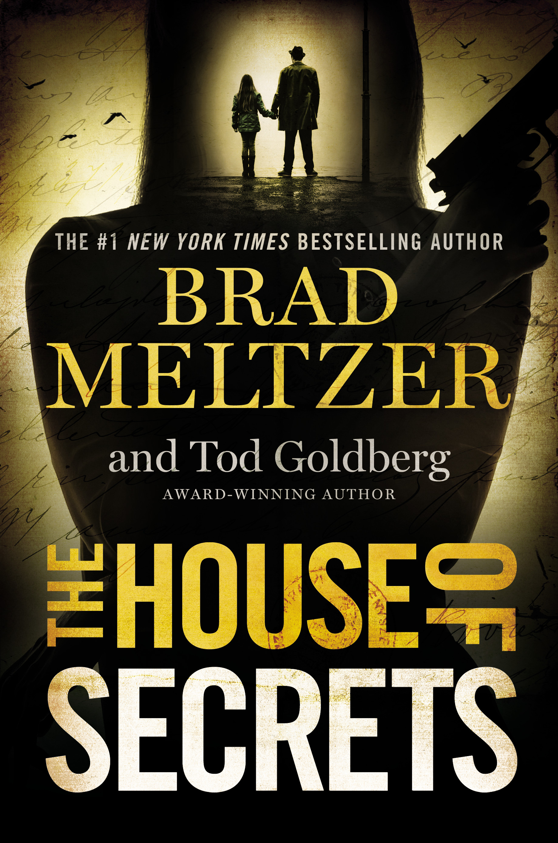 Brad Meltzer House of Secrets