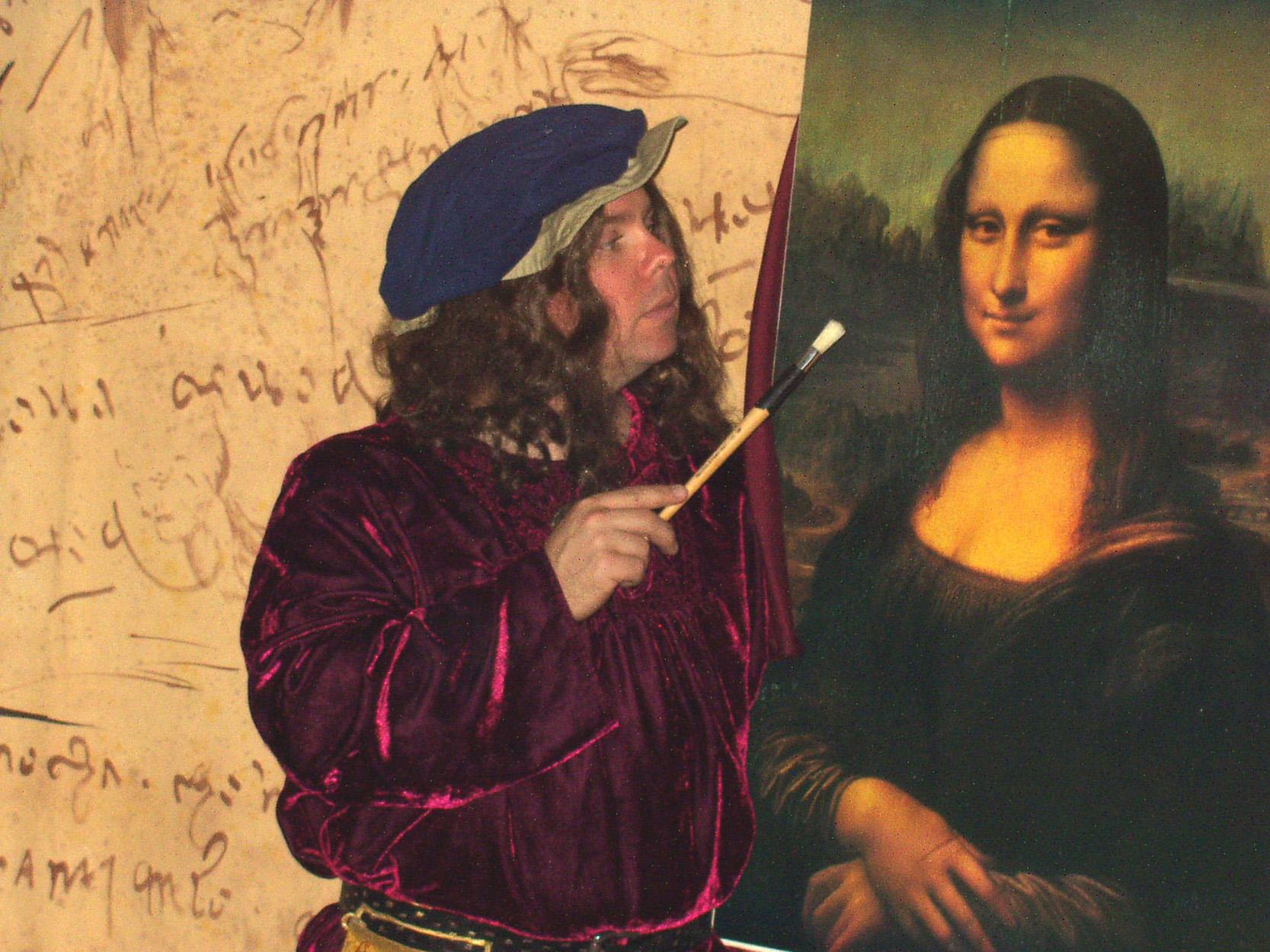 Mysterious Mona Lisa