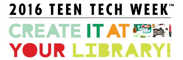 2016 Teen Tech Week