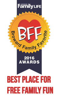 Broward Family Life 2016 Award