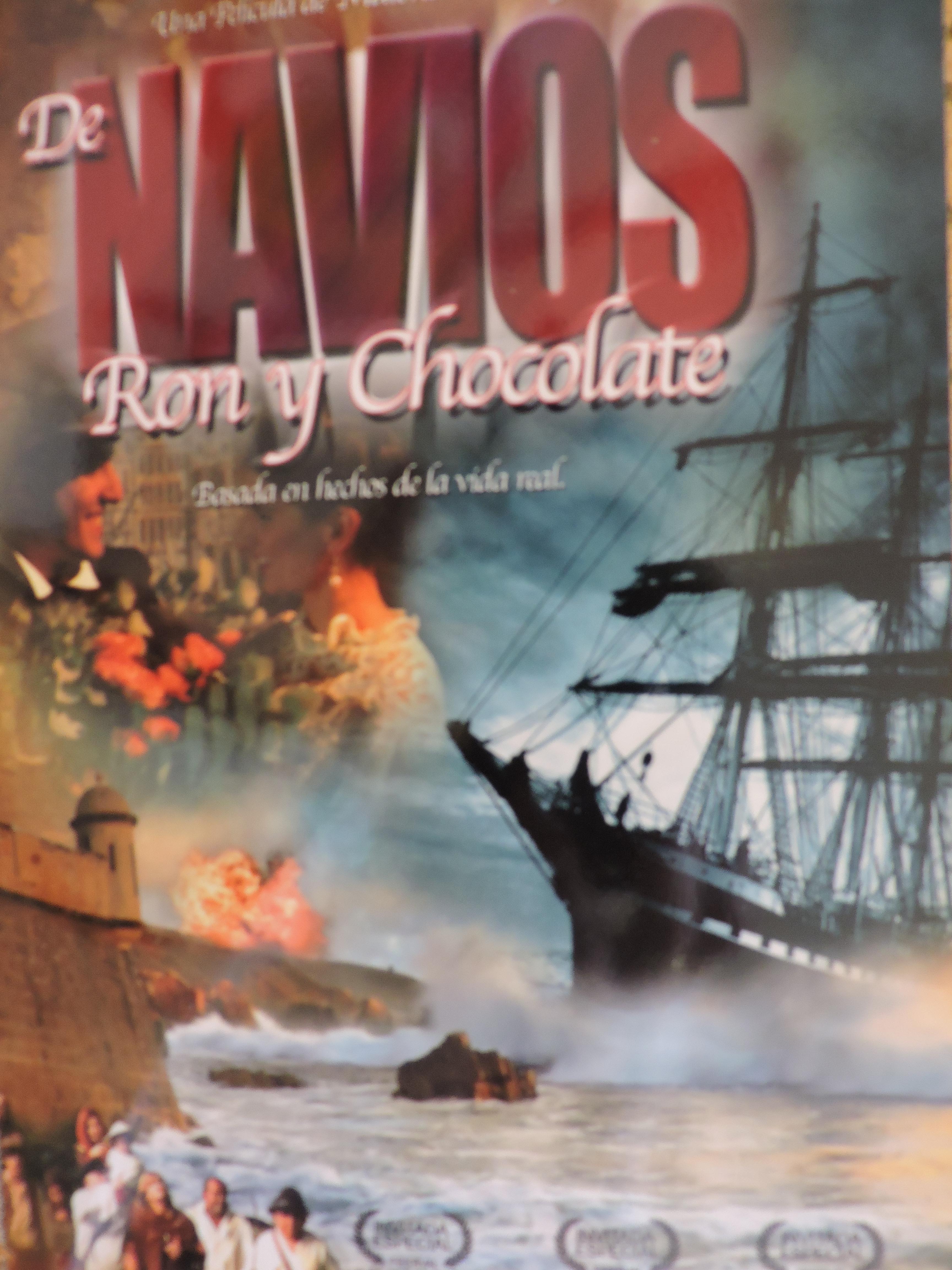 De Navíos, Ron y Chocolate