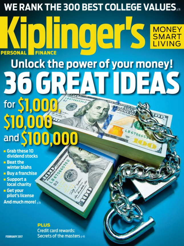 Kiplinger's money smart living