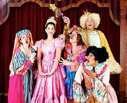 Cinderella Franctured Fairy Tale