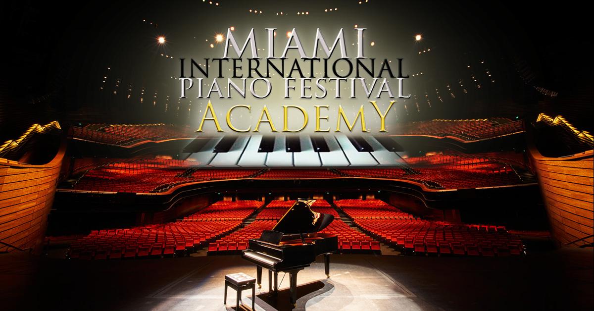 miami international piano festival academy