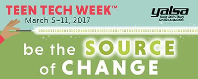 Teen Tech Week 2017