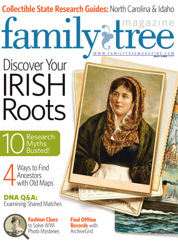 Download Family History Magazine through Flipster