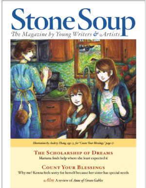 Stone Soup: Magazine by young writers & artists