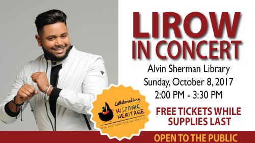 Lirow in Concert