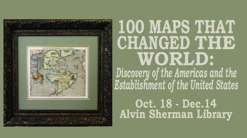 Ashbury Map Exhibit