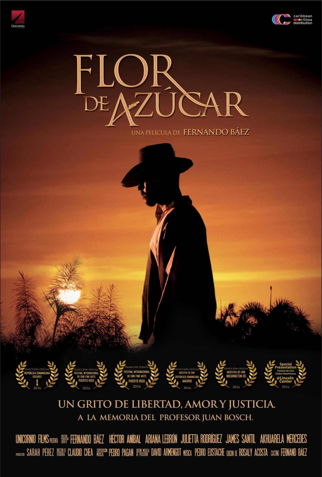 Flor De Azucar film