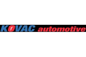 Kovac automotive care logo