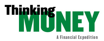 Thinking Money exhibit logo