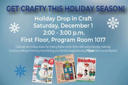 Drop in Craft