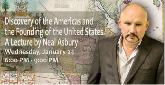 Neil Asbury, map collector