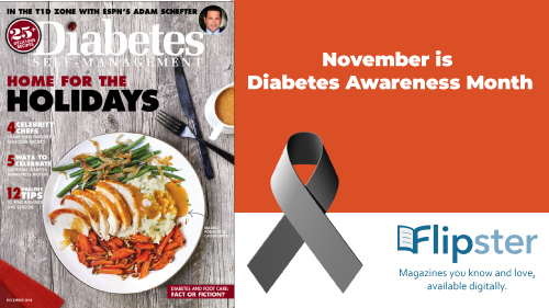 Diabetes Month Flipster