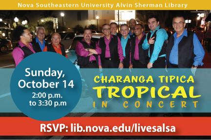 Hispanic Heritage Month Free concert