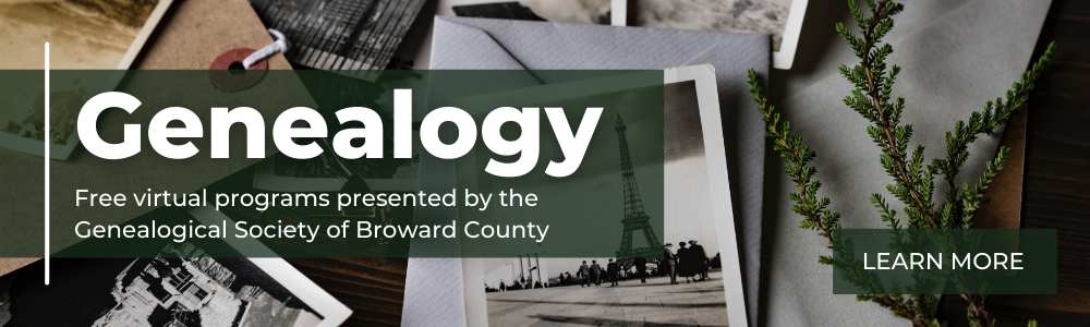 Genealogy slide