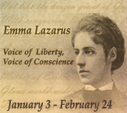Emma Lazarus Exhibit