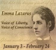 Emma Lazarus Exhibit