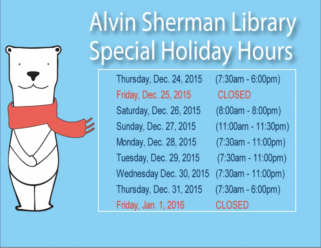 2015-Winter-Holiday-Hours
