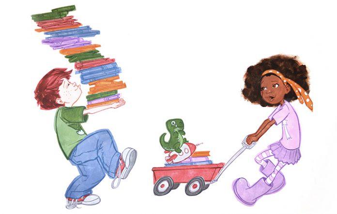Children's Books Celebrating Libraries!