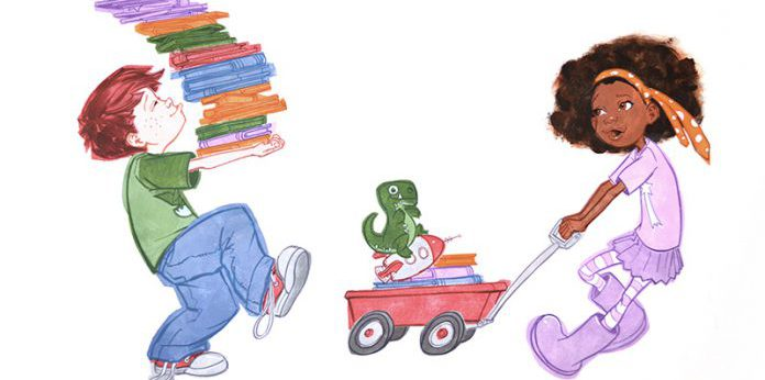 Children's Books Celebrating Libraries!