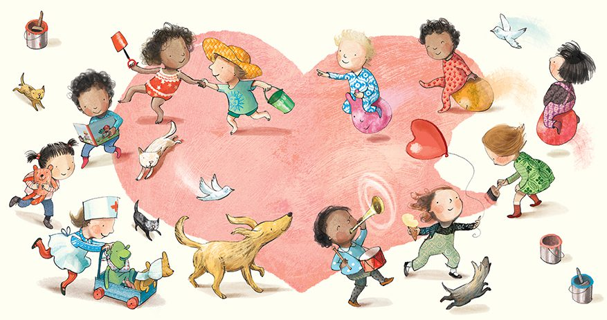 Lovely Books About Love for Young Readers