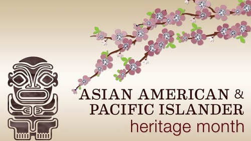 Celebrate Asian American and Pacific Islander Heritage Month in May