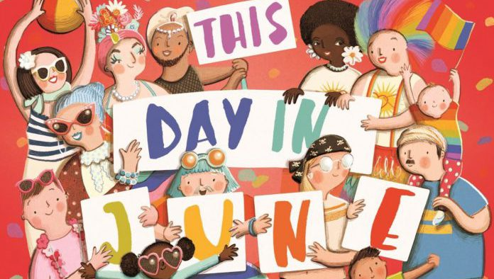 30 Children's Books for 30 Days of Pride Month