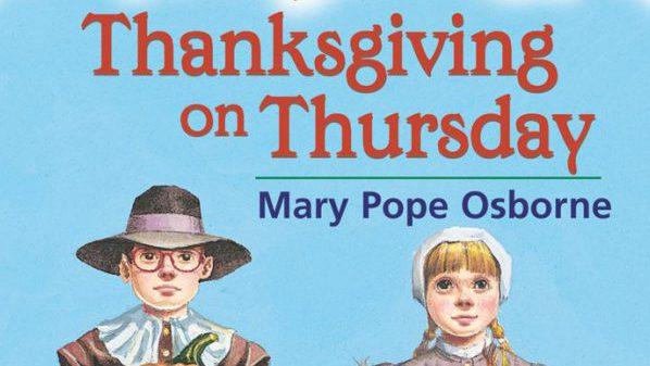 Thanksgiving Chapter Books for Kids