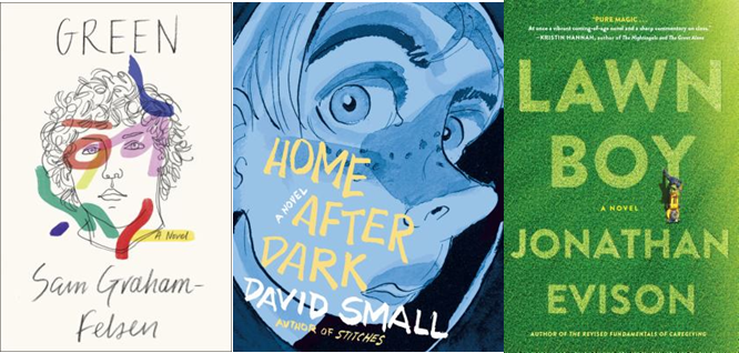 Alex Awards: Adult Books for Teens!